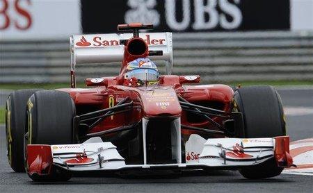 GP de Hungría F1 2011: Fernando Alonso se sube al podio por cuarta vez consecutiva