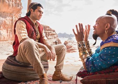 'Aladdin': primeras (y traumáticas) imágenes de Will Smith como el Genio en el nuevo remake de Disney