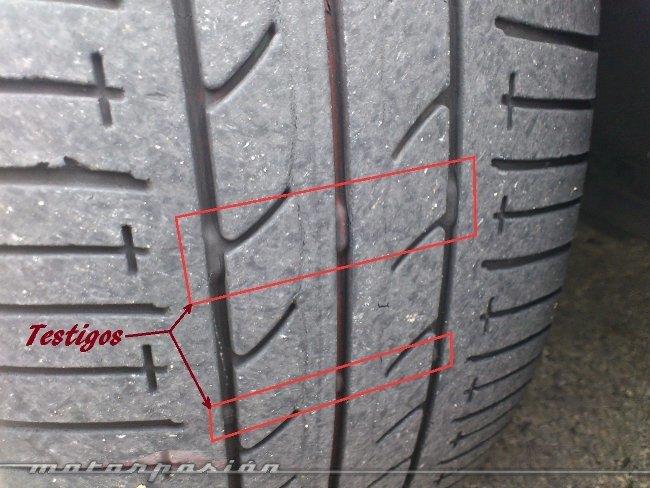 Testigos neumáticos