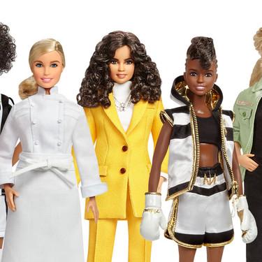 Barbie y su bonito homenaje a las mujeres por el Día Internacional de la Mujer