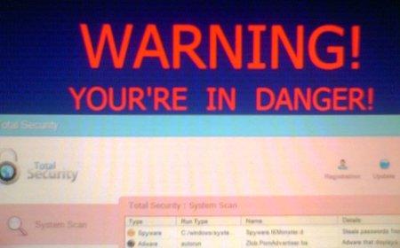 Revisión antispyware y antimalware en los equipos portátiles