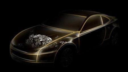 Subaru BRZ Prologue (teaser)