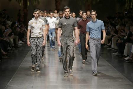 Dolce & Gabbana nos lleva por la ruta de la seda en su colección Primavera/Verano 2016