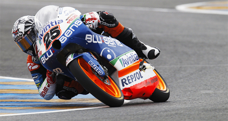 Maverick Viñales Le Mans