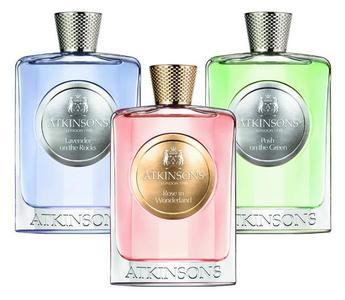 Atkinsons presenta su The Contemporary Collection, olores familiares con un nuevo twist