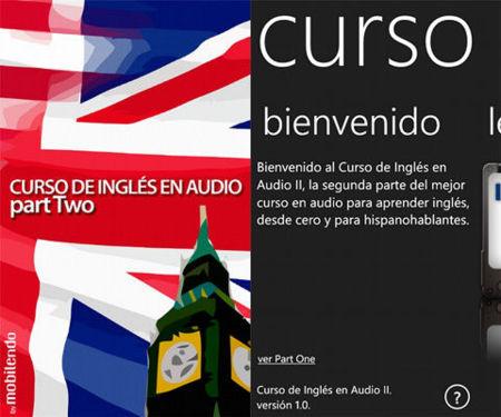 Curso de Inglés Audio módulo II