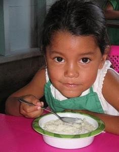 La importancia del arroz en la alimentación de los niños