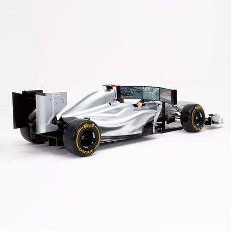 FMCG International Simulador F1