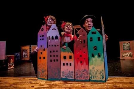 """El próximo fin de semana Tyl Tyl trae el 'teatro de bolsillo' para adolescentes, y una adaptación de """"Pulgarcito"""""""