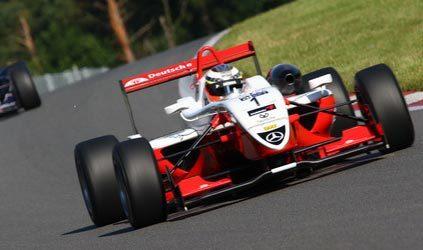 Nico Hulkenberg se hace con la pole en el Masters de Fórmula 3