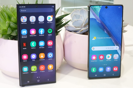 Samsung Galaxy Note 20 Ultra Pantalla 01