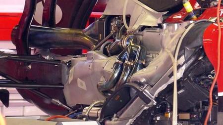 La nueva unidad de potencia Ferrari está lista para la batalla
