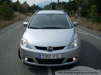 Prueba: Mazda5 CRTD (parte 2)