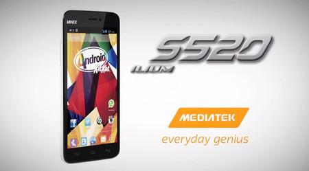 Lanix Ilium S520, precio y disponibilidad con Telcel