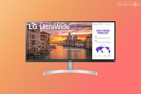 """Más productividad con este monitor LG UltraWide de 29"""": con HDR10 y 75 Hz por menos de 200 euros en MediaMarkt"""
