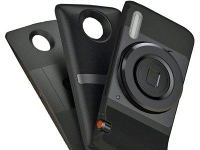 Así funcionaría el módulo con cámara Hasselblad para el Moto Z