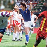 Salenko, Schillachi, Rossi y otros gloriosos one-hit wonders de la historia del Mundial
