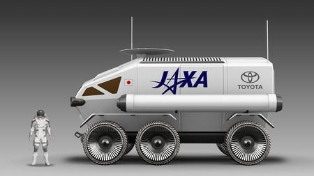 Jaxa And Toyota Pressurised Rover Concept 7
