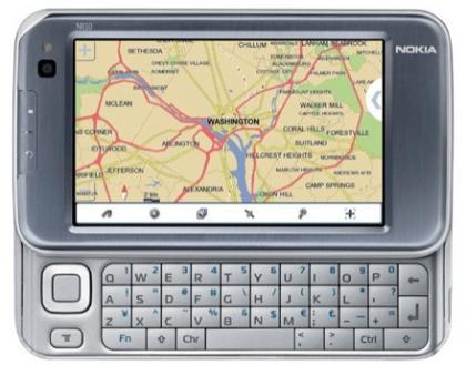 Nokia N810, primeras imágenes