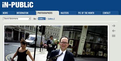 """""""iN-PUBLiC"""", el hogar de la fotografía callejera"""