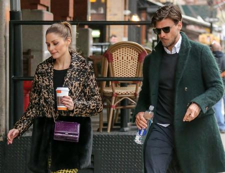 ¡Pillada! Olivia Palermo luce una prenda de Zara... Y está a punto de agotarse