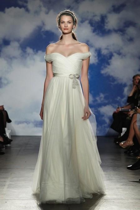 Los 11 vestidos de novia más espectaculares de la New York Bridal Primavera/Verano 2015