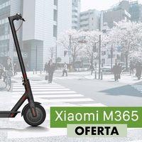De locura: el patinete superventas Xiaomi Mi M365, ahora en eBay, con el cupón PJUNIO10, sólo cuesta 287,99 euros