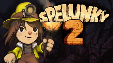 Spelunky 2 sale por fin de su escondite y se deja ver en nuevas imágenes