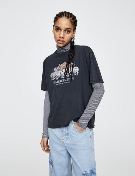 Camiseta Pull Bear 07