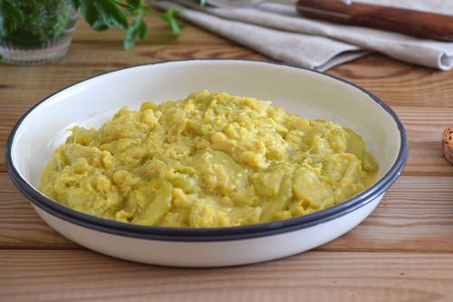 Cómo hacer zarangollo murciano, receta tradicional huertana imprescindible del tapeo