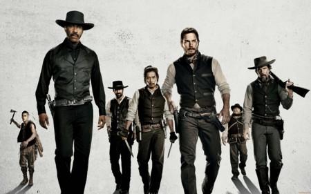 'Los siete magníficos', la película