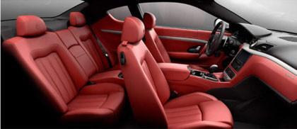 Maserati GranTurismo Coupé