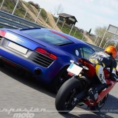 Foto 18 de 24 de la galería ducati-899-panigale-vs-audi-r8-v10-plus en Motorpasion Moto