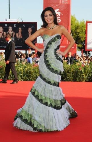 Festival de Venecia 2009: octavo día con todos los looks (y encuesta a la mejor vestida)