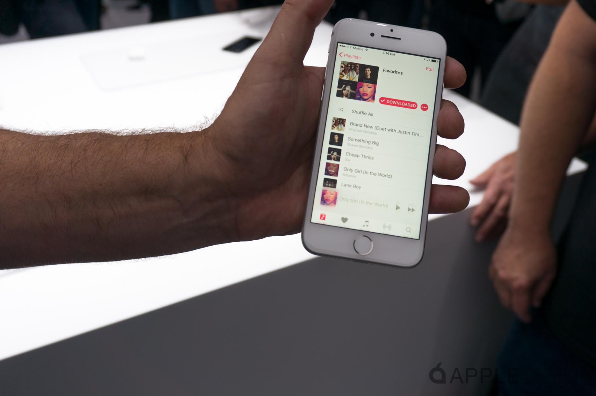 Foto de Apple Event: 7 Septiembre (22/44)