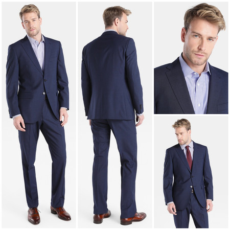 ¿Boda a la vista? en El Corte Inglés tienes este traje completo por 139,30 euros y envío gratis