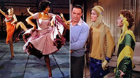 Rita Moreno en dos musicales.