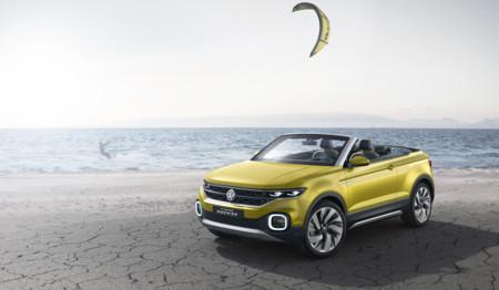 Así es el Volkswagen T-Cross Breeze cabrio, el primero de 3 nuevos SUV