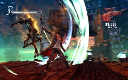 El modo Palacio Sangriento a punto de llegar a 'DmC: Devil May Cry'