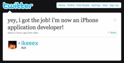 Ashley Towns, el autor del primer bug del iPhone, es ahora un programador en una empresa de software móvil