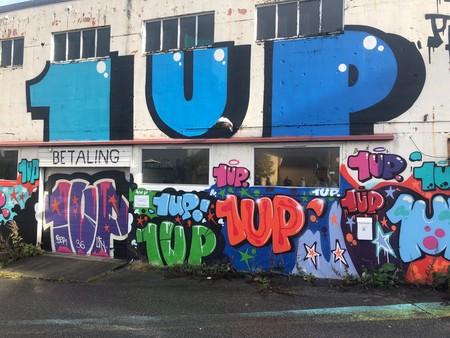 La ciudad que cada año organiza un festival de Arte Callejero para grafiteros de todo el mundo