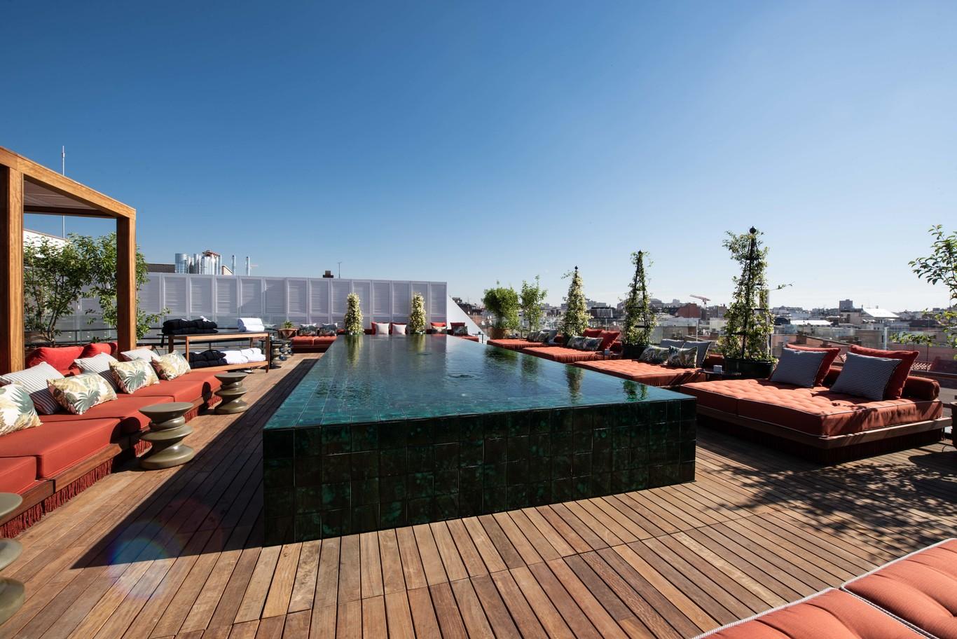 Picos Pardos Sky Lounge Un Paraíso Convertido En Terraza De