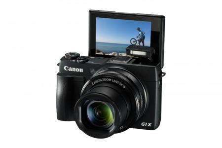 Canon PowerShot GX1 MArk II
