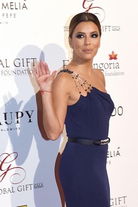 Eva Longoria es la única capaz de reunir en la misma fiesta a Chenoa y a Alessandra Ambrosio