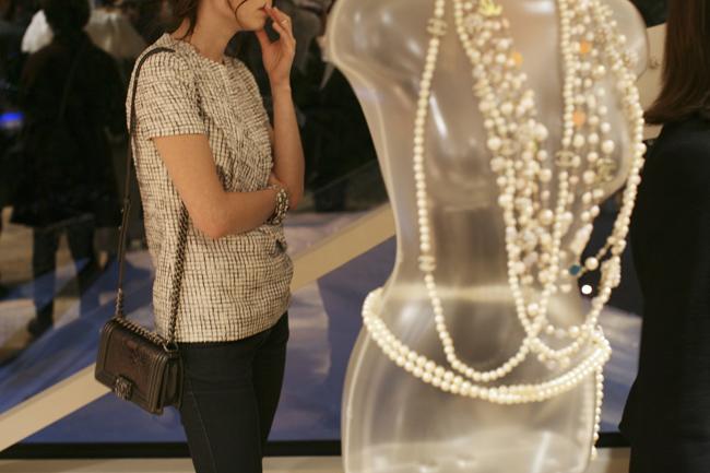 Foto de Las modelos de Chanel de fiesta (12/26)
