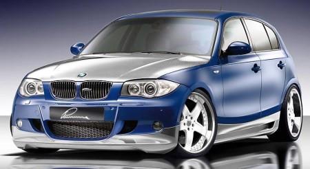 BMW Serie 1 por Lumma Design