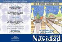 Madrid: el Tren de la Navidad vuelve a ponerse en marcha