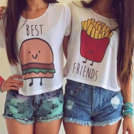 Camisetas Parejas 3