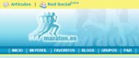 Red Social para maratonianos
