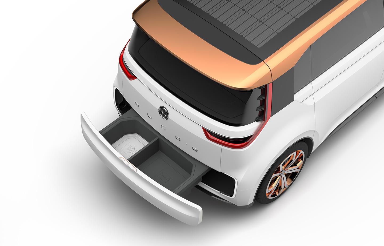Foto de Volkswagen BUDD-e concept (30/30)
